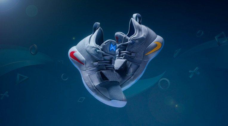 Nike και PlayStation κυκλοφόρησαν τα Nike PG 2.5 x PlayStation Colorway sneakers