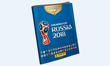 Διαγωνισμός Panini World Cup 2018