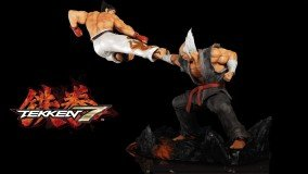 Διαγωνισμός Tekken 7 Collector's Figurine