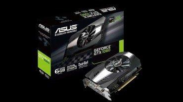 H Asus ανακοίνωσε την GTX 1060 6GB Phoenix