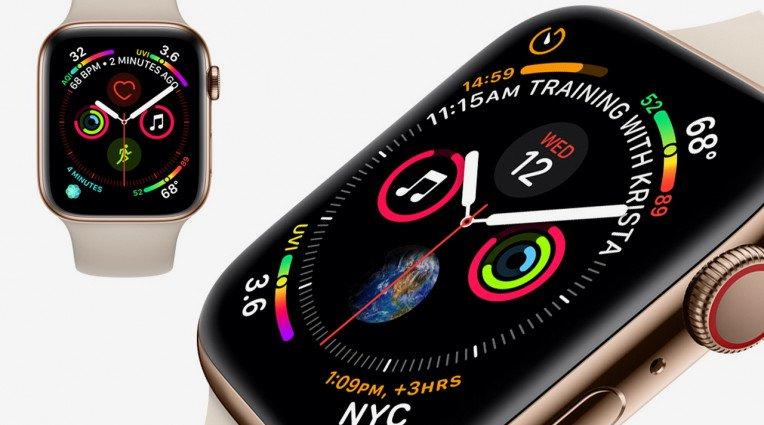 Η Apple ανακοίνωσε το Apple Watch Series 4