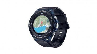 H Casio ανακοίνωσε το WSD-F20A smart watch