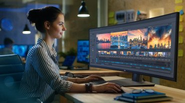 Νέο 49'' ultra-wide monitor από τη Dell