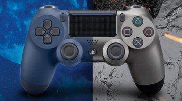 Δυο νέοι χρωματισμοί για το DualShock 4