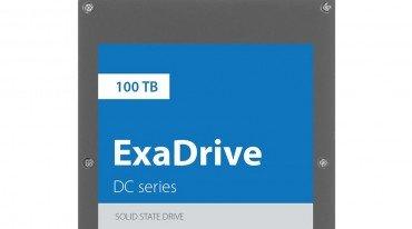 Στα 100TB η χωρητικότητα του μεγαλύτερου SSD