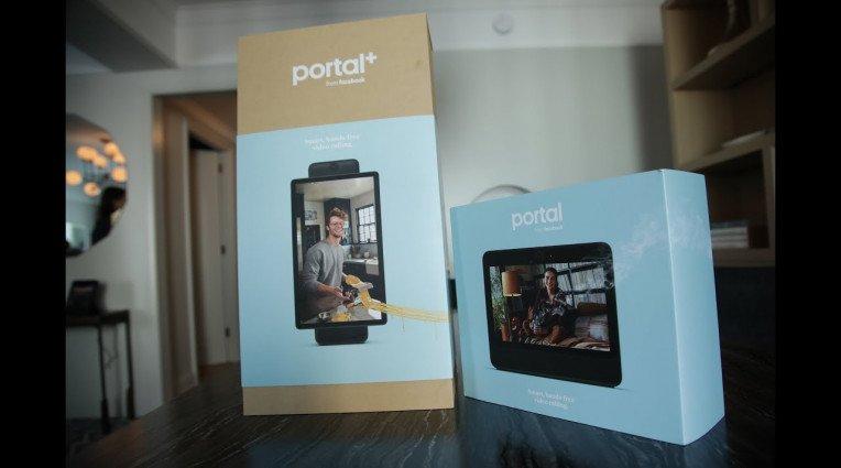 Facebook Portal: Παρουσίαση νέων συσκευών για βίντεο-κλήσεις