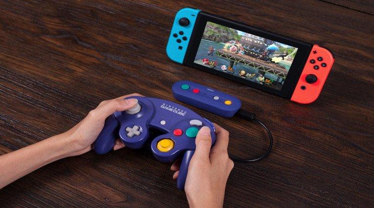 Νέο ασύρματο GameCube adapter για Nintendo Switch
