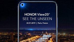 Αποκαλύφθηκε και εντυπωσιάζει ο σχεδιασμός του Ηonor View 20