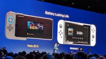Στοχεύει τους gamers το Huawei Mate 20 X