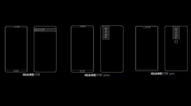 Teaser για την τριπλή κάμερα του Huawei P20