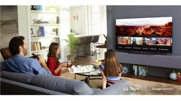 Google Assistant σε τηλεοράσεις LG με ΑΙ