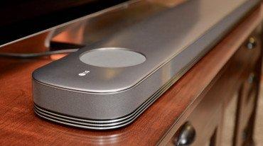Με Dolby Atmos και Google Assistant τα νέα sound bars της LG