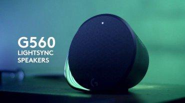 Η Logitech ανακοίνωσε το νέο σετ ηχείων G560 για gamers