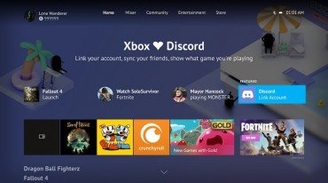 Συνεργασία μεταξύ Microsoft και Discord