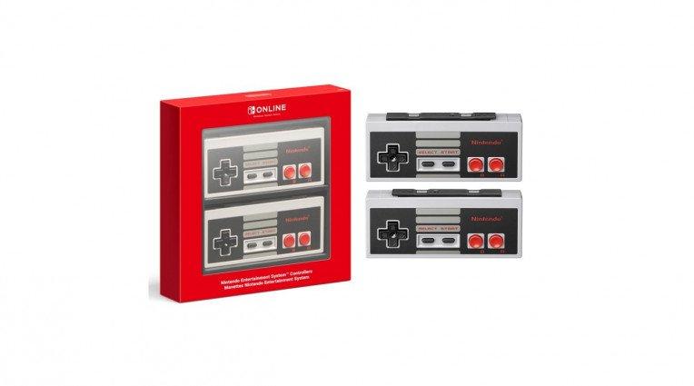 Επίσημα NES controllers για το Switch
