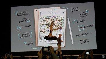 Ανακοινώθηκε νέα έκδοση του iPad