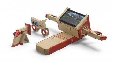 Το Nintendo Labo γοήτευσε το κοινό της Ιαπωνίας