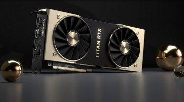 Titan RTX: Αυτό είναι το νέο «θηρίο» της Nvidia