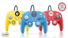 Νέα GameCube controllers για το Nintendo Switch