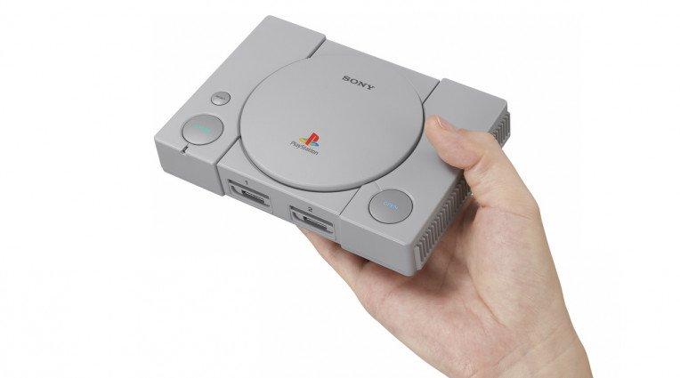 Η Sony ανακοίνωσε τη mini κονσόλα PlayStation Classic