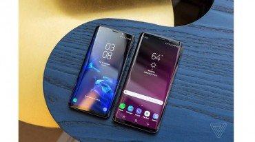 Πρόβλεψη για 43 εκ. Galaxy S9/S9+ στα ράφια των καταστημάτων το 2018