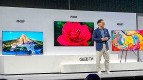 Υποστήριξη FreeSync για τις τηλεοράσεις Samsung του 2018