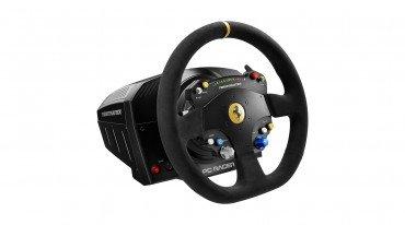 Η Thrustmaster ανακοίνωσε την TS-PC Racer Ferrari 488 Challenge Edition