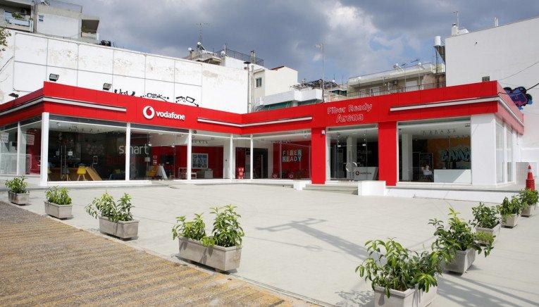 Δοκιμάστε τις ταχύτητες FTTH στο Vodafone Fiber Ready Arena