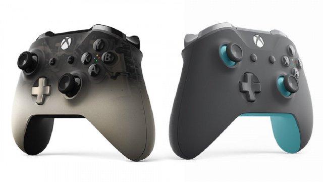 Ανακοινώθηκαν δυο νέοι χρωματισμοί για το Xbox One controller