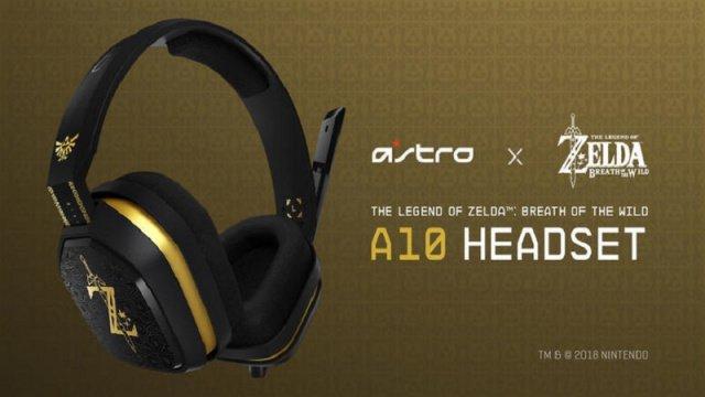 Breath of the Wild headset από την Astro Gaming