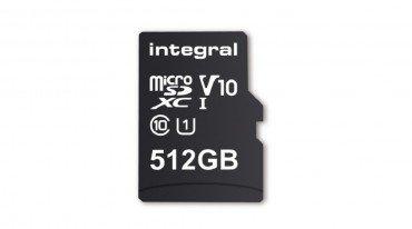 Αποκαλύφθηκε microSD κάρτα χωρητικότητας 512GB