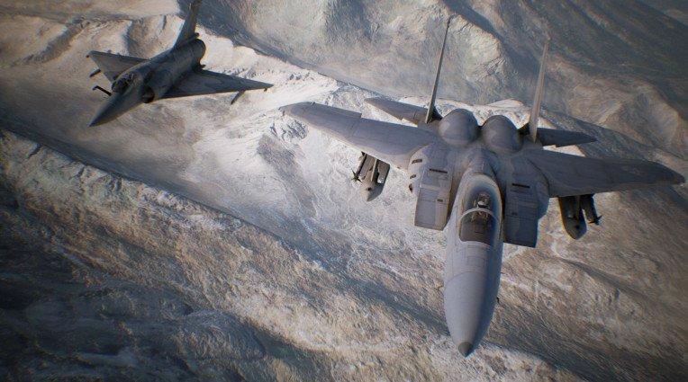 Ε3 2018 trailer για το Ace Combat 7: Skies Unknown