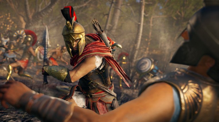Assassin's Creed Odyssey Hands On Preview