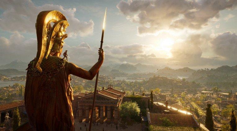 Ε3 2018: Παρουσιάστηκε το Assassin's Creed Odyssey