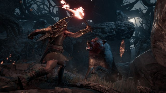 Assassin's Creed Odyssey Athens Hands-on Preview