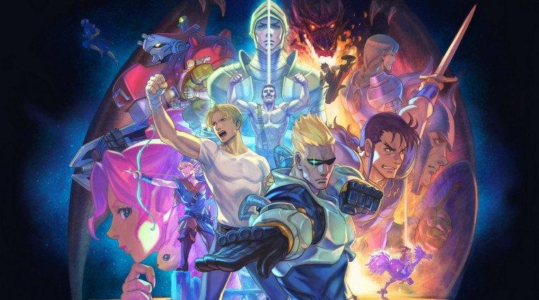 Αποκαλύφθηκε το Capcom Beat Em' Up Bundle