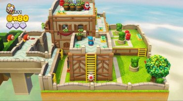 Νέο overview trailer για το Captain Toad: Treasure Tracker