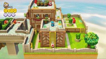 Ένα ακόμα trailer για το Captain Toad: Treasure Tracker