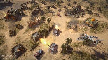 Η ΕΑ εξετάζει remasters για τη σειρά Command and Conquer