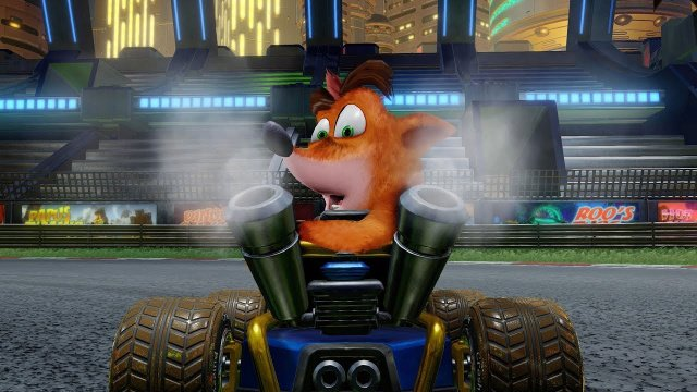 The Game Awards 2018: Ανακοινώθηκε το Crash Team Racing: Nitro-Fueled