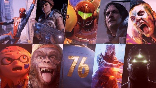 E3 2018: Τα παιχνίδια