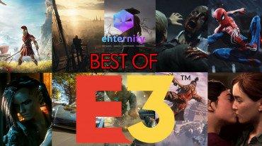 Τα 10 καλύτερα games της E3 2018