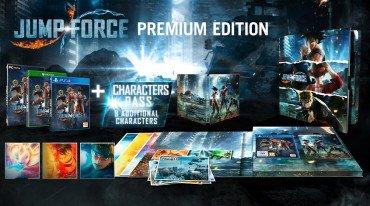 Αποκάλυψη για την Jump Force Premium Edition