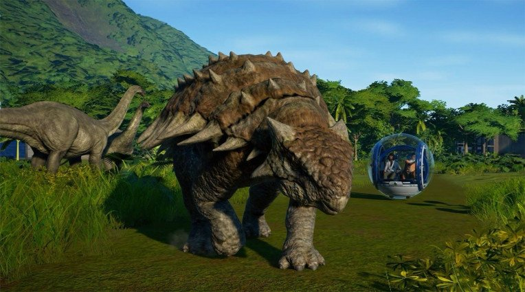 Developer Diary για το Jurassic World Evolution