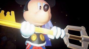 Τα 90α γενέθλια του Mickey Mouse στο Kingdom Hearts