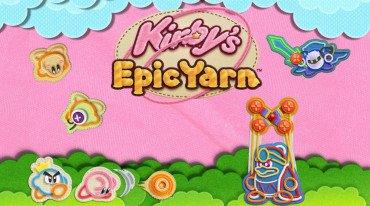 Στο δρόμο για το 3DS το Kirby's Extra Epic Yarn