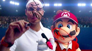 Media Create: Παρέμεινε στην κορυφή των ιαπωνικών chats το Mario Tennis Aces