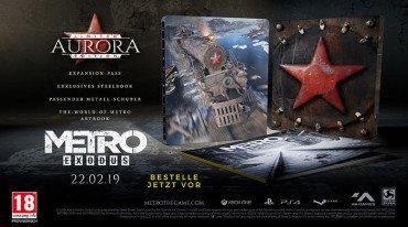 Αποκαλύφθηκε η Aurora Limited Edition του Metro Exodus