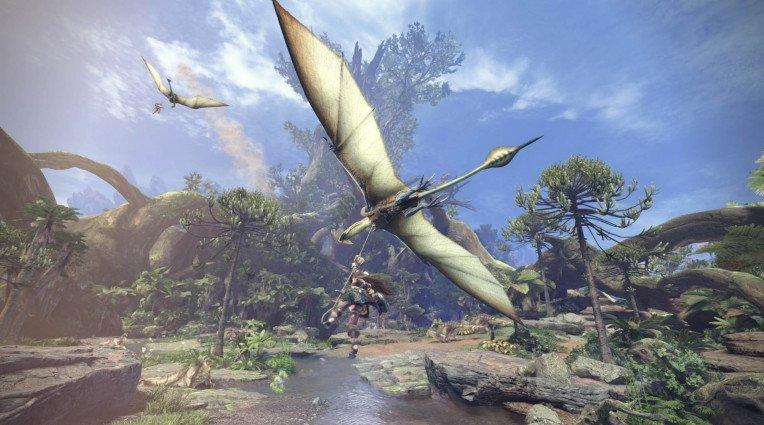 O Geralt στο Monster Hunter: World