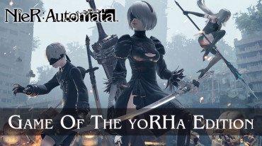 Ημερομηνία κυκλοφορίας για το NieR: Automata: Game of the YoRHa Edition